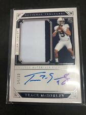 Trace McSorley 2019 Immaculate Auto Autograph Patch RC #54/99 Nittany Lions TatW