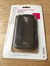 Tmobile Incipio Frequency Gray TPU Silicone Cover Case For Samsung Galaxy Light