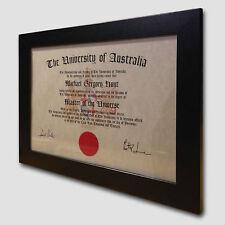 • Professor of Mobile Phones • Fun Diploma •  Great Gift • Framed / Unframed •