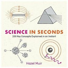 Science in Seconds by Hazel Muir Paperback Book (English)