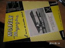 Modele Magazine n°221 Plan du Relax / Tringlerie R/C Baga 14 Radioquisnaboule