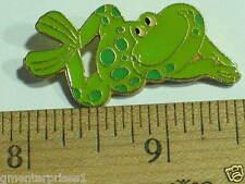 Frog Pin , Lapel Pin, Hat Tack, ( Ex lg)