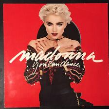 MADONNA - YOU CAN DANCE Vinyl LP 1987 Original On Sire 925 535-1 WX76 VG+/VG+