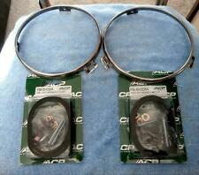 1967-68 Ford Mustang  Headlight Rings, and Assembly Hardware Kit