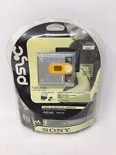 Sony MZ-N420D MiniDisc Player NetMD Walkman Digital Recording MP3, WMA, WAV NEW!