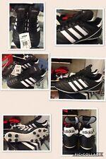Adidas Kaiser 5 Scarpe Calcio Con Tacchetti  Vero Cuoio Tutti Numeri Disponibili