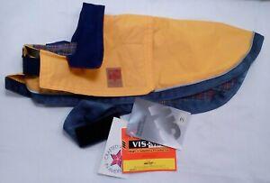 Noah Suitcase Dog Goods Ltd JR Dog Puppy Rue the Day Raincoat Reflective Coat