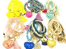 Semanario Corazon de Vitral | Chapa Oro 14k Crystal Checo | Stained Glass Heart