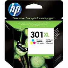 HP 301XL (Yield: 330 Pages) Cyan/Magenta/Yellow Ink Cartridge