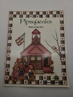 """""""Pipsqueaks """" 1991 by Kathi Walters Tole Painting Book/Booklet"""