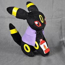 Pokemon Center Umbreon with Cloak Stuffed Animal Plush Toy Doll Christmas Gift
