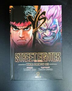 STREET FIGHTER THE NOVEL - HARDCOVER