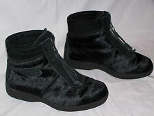 TECNICA Boots APRES / AFTER SKI - Black Fur/Hair   Sz 7 (EU 37)   NICE!