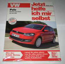 Reparaturanleitung VW Polo 6R Benziner + Diesel, Baujahre 2009 - 2014