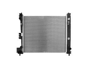 Radiator For 13613 17-19 GMC Acadia 17-19 XT5 2.5/3.6L V6 (w/ T.O.C.)