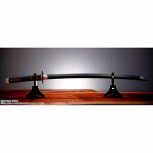 Demon Slayer Kimetsu No Yaiba Proplica Nichirin Tanjiro Kamado sword with sounds