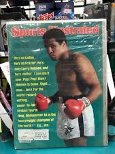 SI: Sports Illustrated September 29, 1980 Muhammad Ali, Boxing, GOOD shape