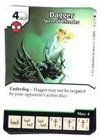 Quicksilver Terrigenesis 28//124 Card /& Die Dice Masters X-Men First Class