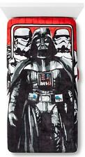 Zippy Sack Star Wars DARTH VADER Twin Size Fleece Fitted Bed Cover Blanket NeW