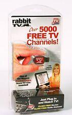 """AS SEEN ON TV  """"RABBIT  TV"""""""
