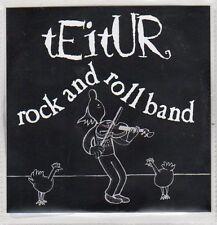(EP838) Teitur, Rock And Roll Band - 2013 DJ CD