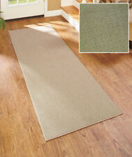 """Sage Extra-Wide Extra-Long 28"""" X 140"""" Nonslip Runner Rug Hallway Home Decor"""