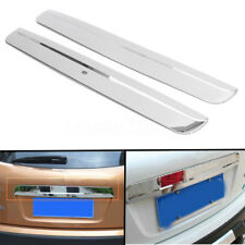Durable Chrome Rear Door Handle Trim Cover Strip For Nissan Qashqai +2 2007-2013