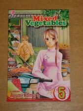 MIXED VEGETABLES VOL 5 SHOJO BEAT MANGA AYUMI KOMURA GN