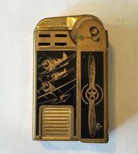 Vintage Regens Pocket Cigarette Lighter made in usa pat. number 1896140