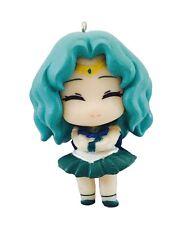 Sailor Moon Swing Mascot PVC Keychain Sailor Neptune SD Figure @001