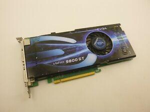 EVGA NVIDIA GeForce 9800 GT 512P3N975AR 512MB GDDR3 SDRAM PCI Express x16 Video
