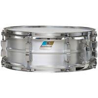 """Ludwig LM404C Acrolite Classic Brushed Aluminum Snare Drum, 5"""" x 14"""""""
