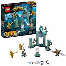 Genuine LEGO Aquaman Battle of Atlantis set 76085  Parademon Atlantean Guard