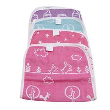 Baby Towels Boy Girls Handkerchief Bathing Feeding Face Hand Children Kid DM