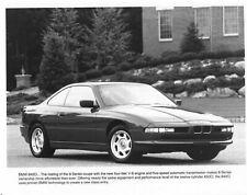 1995 BMW 840Ci Press Photo 0031