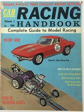 Car Model Racing Handbook Complete Guide to Model Racing Vol. 1 - Slot Car Racin