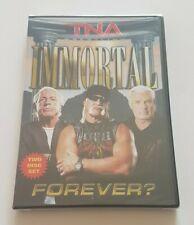 TNA Impact Wrestling Immortal Forever? DVD