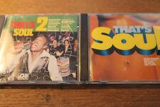 That's Soul 2 4  [2 CD Alben] Aretha Frabklin Sam & Dave King Curtis Drifters