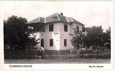 Romania 1930s Eforie Sud,Carmen-Sylva Black Sea resort,Villa Dr.Nedelcu,rare pc