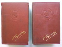 WAR MEMOIRS OF DAVID LLOYD GEORGE.2 VOL SET NEW EDITION 1938,B/W PHOTOS,ODHAMS
