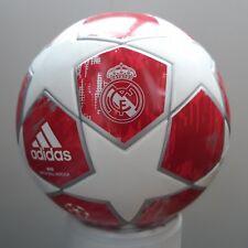 Adidas Finale de la Liga de Campeones de Real Madrid 2018 Mini Bola, Talla 1, CW4137