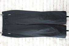 Spyder Black Ski Trousers size 4 Short