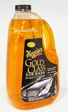 Meguiars Gold Class Shampoo 1.9 Litre Car Gloss Finish Wash Cleaning