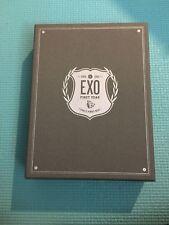 EXO First Year - EXO's First Box - DVDx4 - Japan Version