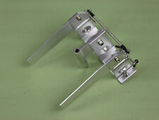 """Aluminium Twin Rudder with Strut for 1/4"""" 6.35mm Shaft RC Boat"""