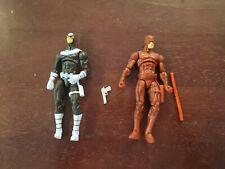 Marvel Universe 3.75 Daredevil/Bullseye Comic Packs
