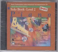 Alfred Basic Piano Top Hits Solo Level 2 Accompaniment CD Be Our Guest Tomorrow