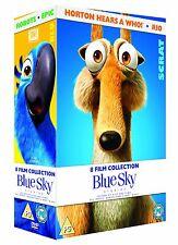 Blue Sky Studios - 8 Film Collection (8 DVD Box Set, 2013) New & Sealed - UK R.2