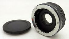 Contax / Yashica Mount Panagor Auto Tele Converter 2x #3894