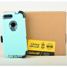 OtterBox Defender Google Pixel 5 1st Gen Case w Holster Belt Clip Aqua Mint Blue